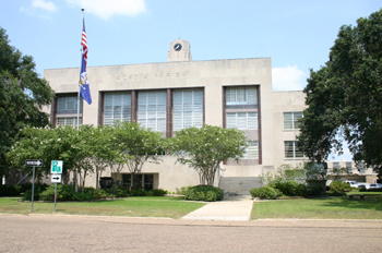 Acadia Parish Courthouse